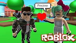 ROBLOX'S YOUTUBER CHICA DECECED YOUR NOVIO FOR MY 😱