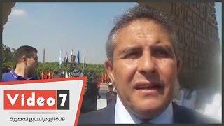 طاهر أبو زيد: ذكرى نصر أكتوبر تمثل استعادة مصر من جديد