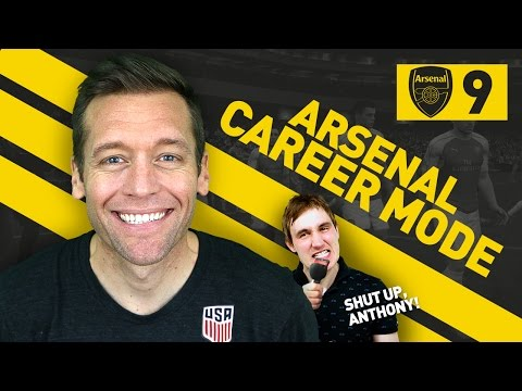 I AM inho, HEAR ME ROAR. - Arsenal Career Mode Ep. #9 (FIFA 17)