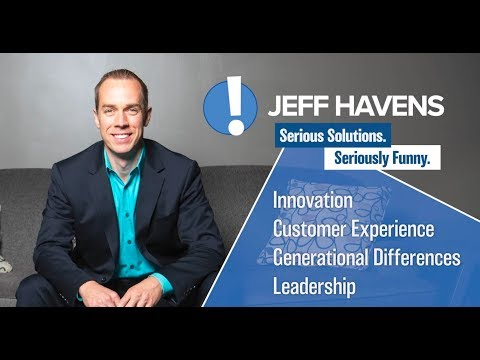 Jeff Havens Keynote Speaker Demo 2019