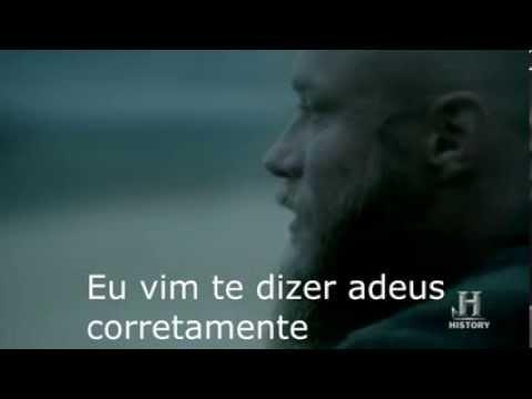 (SPOILER ALERT) Despedida de Ragnar para gyda (VIKINGS)