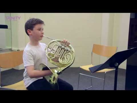 Trinity College London Grade 3 French Horn Improvisation Test
