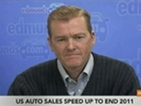 Anwyl Sees U.S. Auto Sales `Cooling Down' in Early 2012
