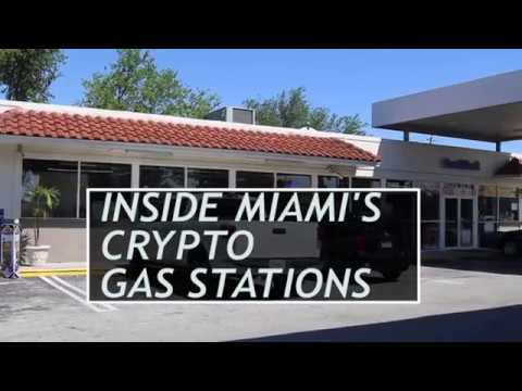 Miami's Bitcoin Gas Stations