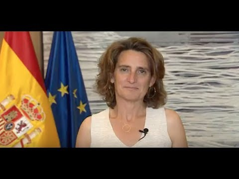 Teresa Ribera – Minister of Energy and Ecological Transition, Government of Spain