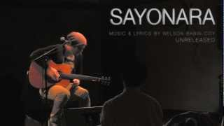 Acoustic performance by Nelson Babin-Coy Live from 代官山 晴れたら...