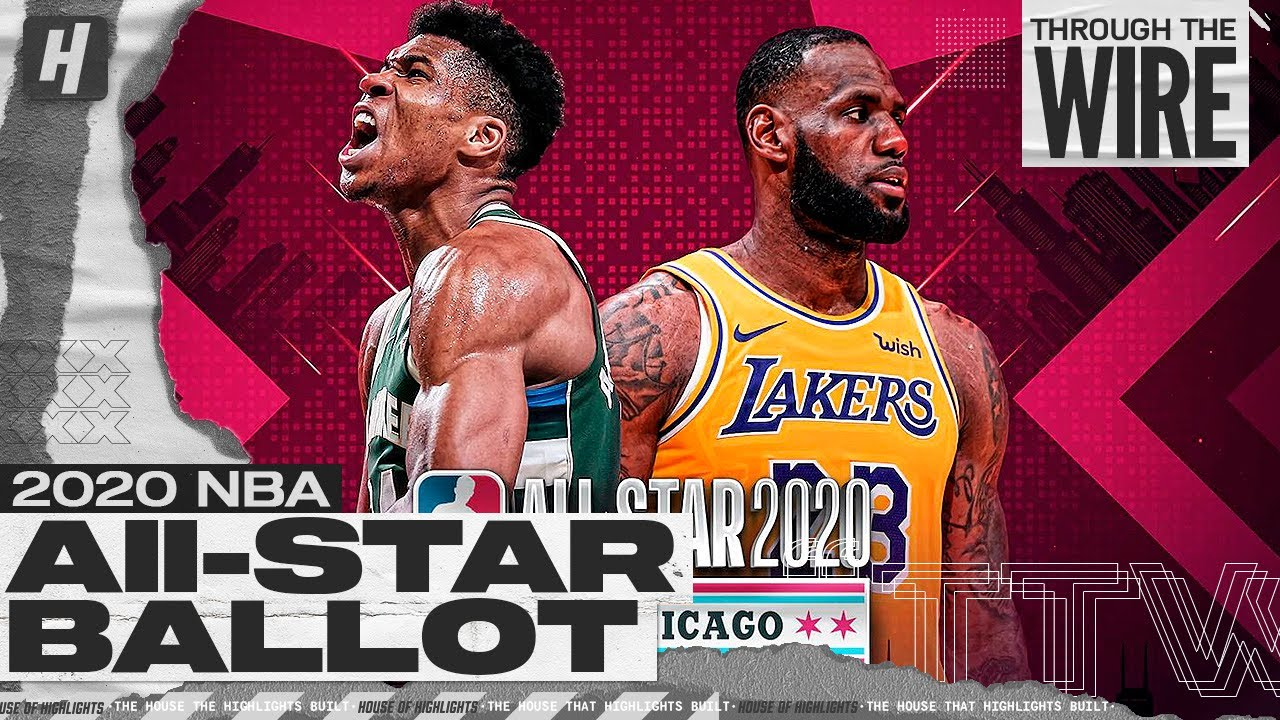 TTW's 2020 NBA All Star Ballot | Through The Wire Podcast
