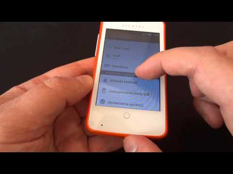 Alcatel OneTouch Fire - Firefox OS - T Mobile
