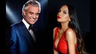 Andrea Bocelli & Lola Astanova - The Journey to the Theatre of Silence (Full film)