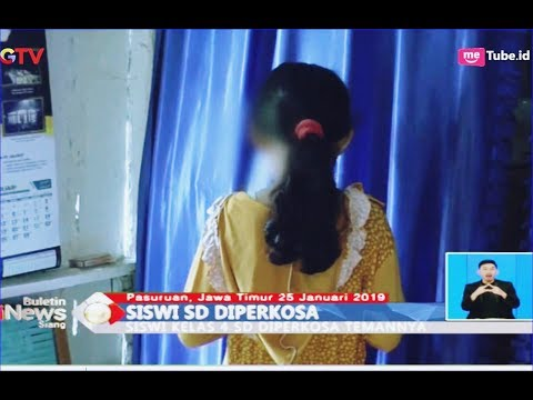 MIRIS! Siswi Kelas 4 SD Diperkosa Temannya Sendiri Dan Disaksikan Teman Sekelas - BIS 26/01