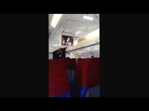 Air Koryo ( North Korean Airlines) Inflight & Karaoke