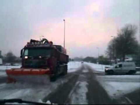 Jan de Wilde - Eerste Sneeuw.