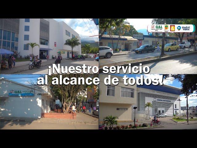 Promocional Unidad de Salud de Ibagué