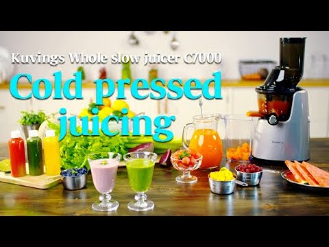 Kuvings Whole Slow Juicer Williams Sonoma : Kuvings WHOLE Slow Juicer (Big Mouth Innovation) - Offi... Doovi