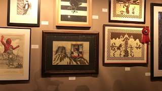 Best Of Show Preview SWAIA   Class III: Painting, Drawing, Graphics & Photography Clip 13