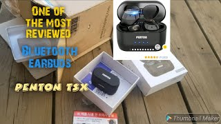 Unboxing Penton TSX bluetooth …