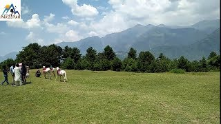 Unique Shogran Valley Siri Paya In KPK Pakistan.
