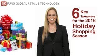 6 Key Takeaways for the 2016 Holiday Shopping Season with Deborah Weinswig