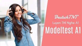 Luyện thi tiếng Đức  - HỌC TIẾNG ĐỨC ONLINE A1 Deutsch - Du học 5 sao - Learn German A1