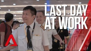 Last Day at Work: Scoot pilot retires after 46 years in aviation