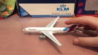 A330-200 Eurowings 1:400 model scale