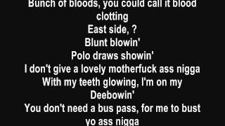 Blunt Blowin - Lil Wayne (lyrics)