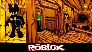 Bendy Demo: Resurrection {UPDATE!} By ScriptzRBLX_Offical [Roblox]