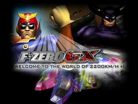 F-Zero GX/AX Music: Cover Of Mute City's Theme (Item Song 1)