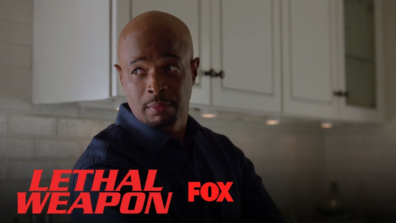 Trish Tells Roger About Himself | Season 2 Ep. 15 | LETHAL WEAPON