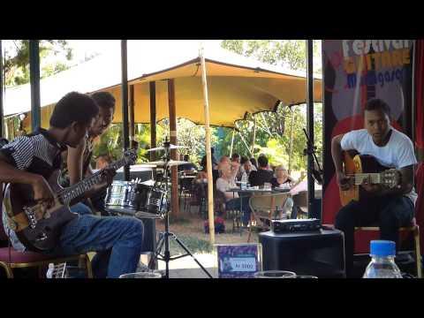 PRINCIA & Group - Madagascar Guitar Festival 2015