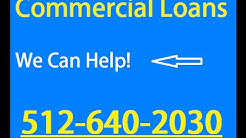 Ccommercial Loans in Austin TX [austin commercial loans]