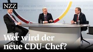 Laschet, Merz und Röttgen: Wer wird CDU-Chef? Und haben Söder und Spahn Chancen aufs Kanzleramt?