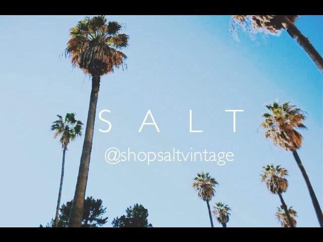 SALT vintage || ғεsтιvαℓ cσℓℓεcтιση promo ||