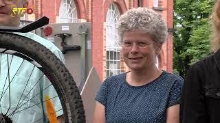 Neue Fahrradwerkstatt am Johannes-Kepler-Gymnasium eröffnet