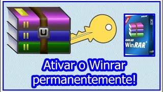 Baixar e ativar o WinRAR 2016-2017[PT-BR]