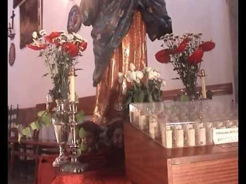 Puerto de la Cruz:Kirche von San Amaro-La Paz.Von Fausto Ciotti