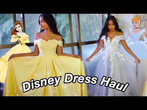 disney-princess-dress-inspired-try-on-haul-ft.-jj's-house