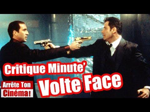 Critique Minute Volte Face avec John Travolta Et Nicolas Cage thumbnail