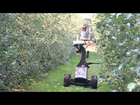 Autonomy in the Orchard 2: Apple Orchard