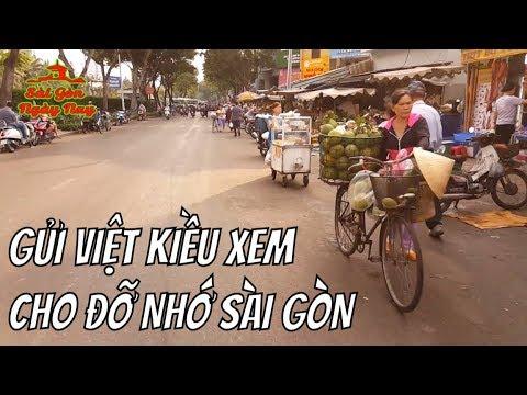 """Gởi Việt Kiều Xem cho """"đỡ nhớ Vietnam Bùi Viện Sài Gòn Ngày Và Đêm bạn thích thời điểm nào?"""