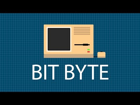 Diferencias entre Bit y Byte