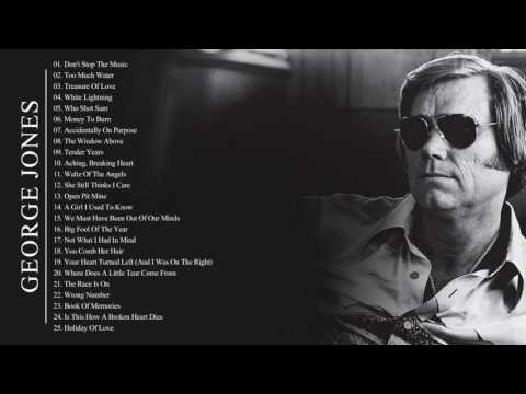 The Best Of George Jones | George Jones Greatest Hits