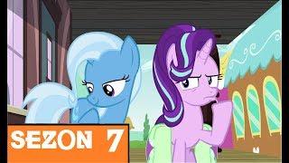 Trixie i Starlight rozmawiają o zakleciu - My Little Pony - sezon 7 odcinek 2