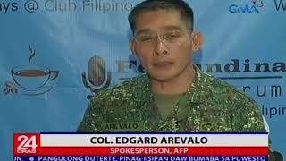 Lt. Col. Maraña, sinibak at nahatulang guilty sa kasong Malversation of public funds