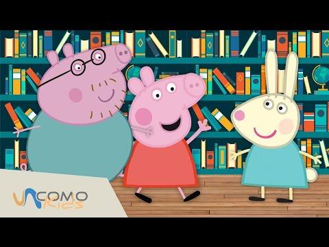 ¡peppa-pig-va-a-la-biblioteca!
