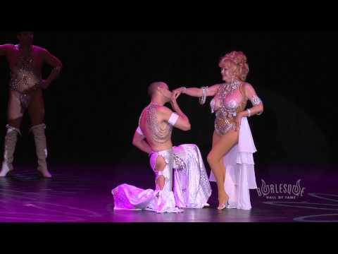 Gina Bon Bon - 2013 BHoF Weekender Titans of Tease showcase