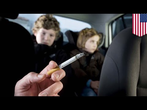 Third-hand smoke: Exposure to third-hand smoke in clothes, furniture harmful to organs - TomoNews