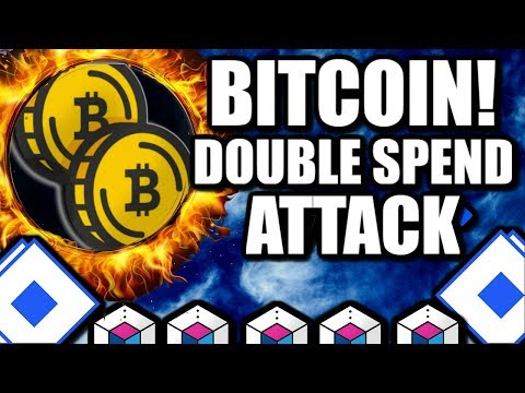 Bitcoin Exploit. Double Spend Attack!  Who's At Risk??  BTC