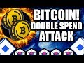 Bitcoin Tutorial #8 - Das Double Spend Problem