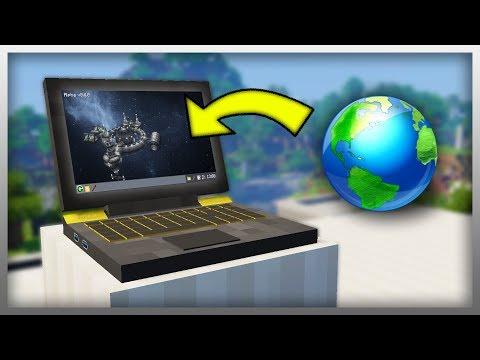 ✔️ DEVICE MOD 0.4.0: Web Browser & More! (Minecraft)